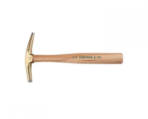 Bronze Magnetic Upholstery Hammer
