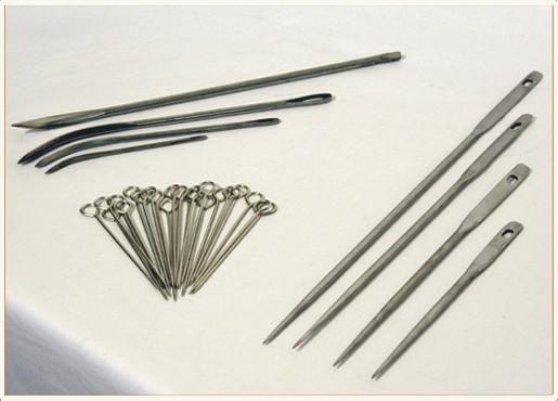 Needles, Skewers and Regulators