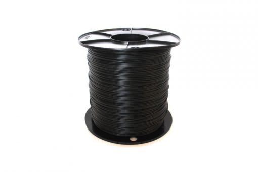 Black 3mm Plastic Piping