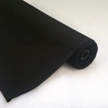 Black Caclico Upholstery Fabric