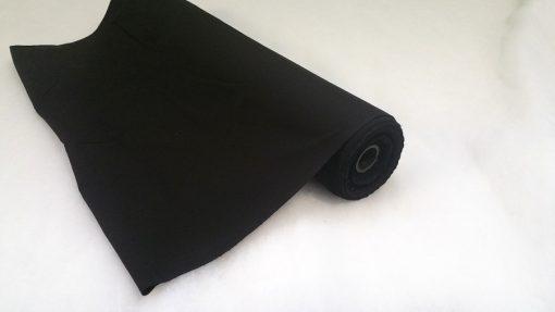 Black Caclico Upholstery Fabric