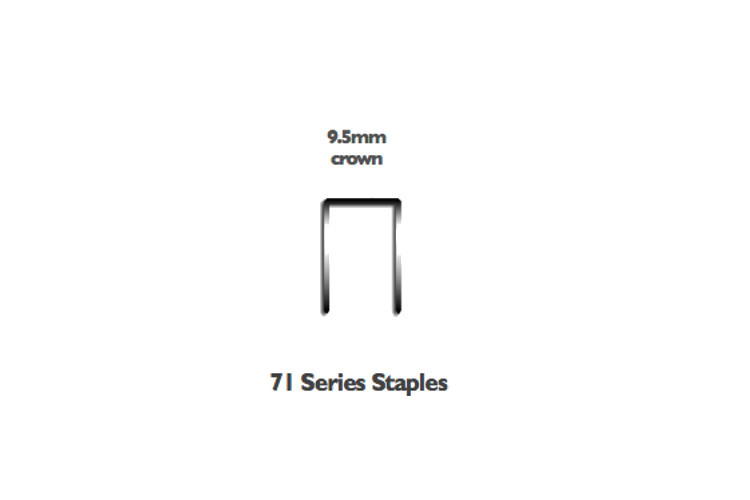 71 Series Staples